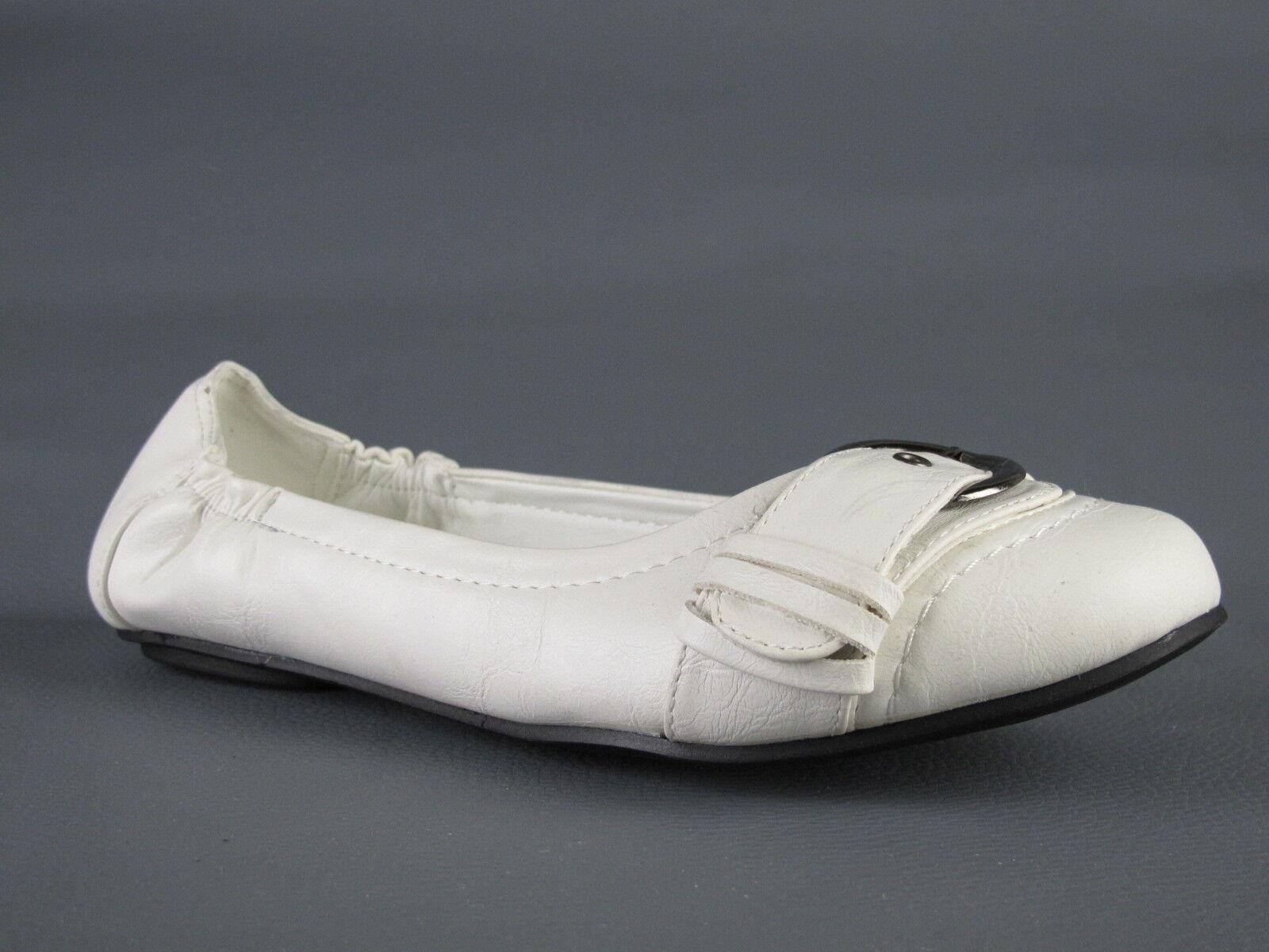 CITY WALK BALLERINA WEISS LEDERIMITAT LEDERIMITAT WEISS NEU DAMEN  Zapatos   SOMMER Zapatos  NEU 8e9e0a