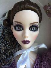 "Tonner Wilde Imagination Evangeline Ghastly THE DARK ATTIC 18.5"" Conv Doll NRFB"