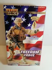 """BBI Elite Force US Army Spec Force Green Beret Freedom Force 1/6th Scale 12"""" NIP"""