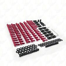 Motorcycle Fairing Bolts Kit Screws For Vulcan 1500 1800 Red
