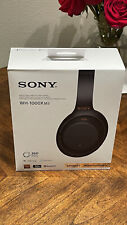 New Sony WH-1000XM3 Wireless Noise Canceling Over Ear Headphones - Black
