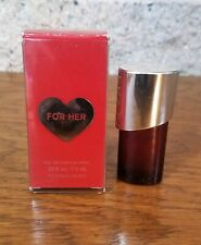 NEW VICTORIA SECRET VERY SEXY FOR HER EAU DE PARFUM SPRAY .25 OZ TRAVEL SIZE