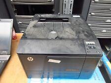 HP M251n CF146A LaserJet Pro 200 Color USB + LAN Laserdrucker Drucker NO TONERS