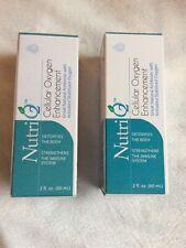NutriO2 Cellular Oxygen Enhancement