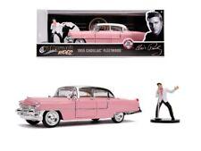 Jadatoys 253255012 - 1955 Elvis Presley Cadillac 1:24