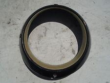 PORSCHE 911 912 HEAD LIGHT LAMP PAINTED RING DOOR RETAINING S SC CARRERA 930