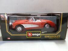Bburago 1957 Chevrolet Corvette 1/18