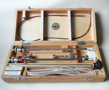 Original medical Endoskop of the USSR 1957 in a wooden box