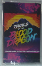 Power Glove - Trials Of The Blood Dragon Soundtrack on cassette.