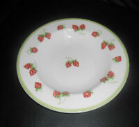 Villeroy & Boch Strawberry: Suppenteller / tiefer Teller