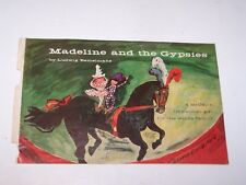 Vintage 1958 McCall's Christmas gift booklet Madeline and the Gypsies