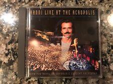 Yanni Live At The Acropolis Cd! Also See Linda Evens Kitaro Vangelis