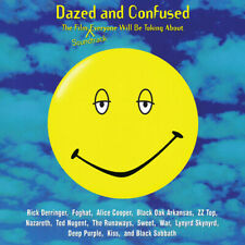 Dazed And Confused (Music From The Motion Picture) *NEW CLEAR RECORD LP VINYL