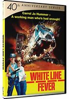 White Line Fever 40th Anniversary Region 1 New DVD