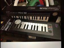 M-Audio Keystation Mini 32 Note Ultra Portable Keyboard Controller Works W/iPad