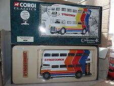 Corgi 35008 1/50 AEC Routemaster Bus Stagecoach Bluebird Inverness MIMB