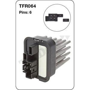 Tridon AC Blower Motor Resistor TFR064 fits Holden Astra 1.8 i (AH), 1.8 i (T...