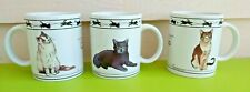 Cat Lovers Limited Coffee Mug Chartreux Turkish Van Brown Mackerel Collectible