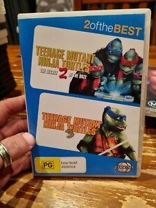 Teenage Mutant Ninja Turtles 2 - The Secret Of The Ooze / Teenage Mutant Ninja …
