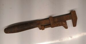 Vintage Pipe Monkey Wrench 15 Inch