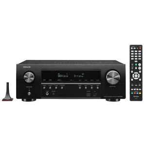 Denon AVR-S750H 7.2-Channel 4K AV Receiver