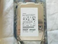"4 x Lot 450GB SAS HGST HUS156045VLS60 15000RPM 3.5"" SERVER DELL HP IBM"