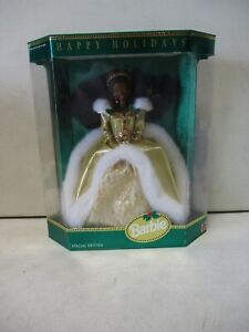 1994 Happy Holidays Barbie African American
