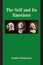 Self its Emotions by Kristjan Kristjansson HARDBACK 9780521114783 NEW BOOK