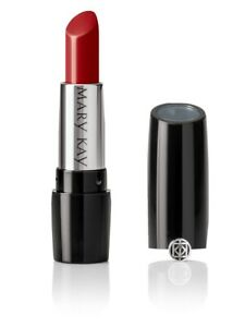 Mary Kay Gel Semi Shine Lipstick Red Smolder New Expires 04/23