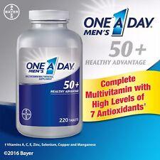 One A Day Men's 50 Advantage Multivitamin 220 tablets