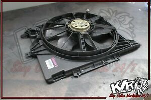 Radiator Thermo Cooling Fan - Renault Clio Sport 182 2.0L Engine Parts - KLR