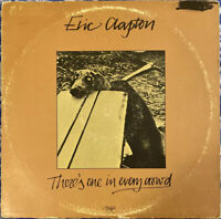 Eric Clapton – There's One In Every Crowd : 1975 Vinyl LP Monarch SO-4806 VG+
