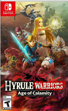 Hyrule Warriors : Age of Calamity - Nintendo Switch