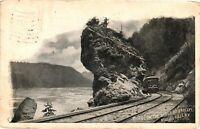Vintage Postcard - Posted 1910 Gorge Falls Niagara Falls New York NY #3687