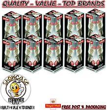 10x Eveready 220-240V 25w 300°C Oven Kitchen Appliance Lamp SES E14 Bulb Pygmy E