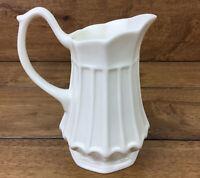 Two's Company Thatcham Creamware Ivory Porcelain Creamer