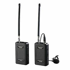 Saramonic SR-WM4C Wireless Lavalier Microphone Set for Smartphone & DSLR Camera