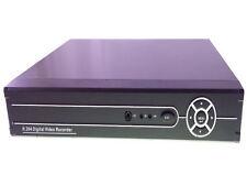 DVR 4 CH VIDEOSORVEGLIANZA AHD 1080P VISIONE DA REMOTO CELLULARE ICLOUD LAN HDMI