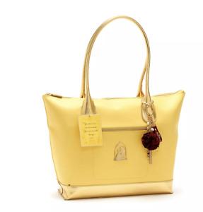 Disney Belle Tote Bag, Beauty and the Beast Handbag Women's
