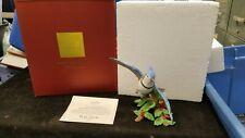 2007 Lenox Christmas Blue Jay Figurine w/ Box & Coa