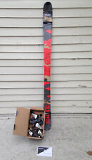 2016 ELAN Slingshot 166cm Twin Tip Park Skis w/ EFS 10.0 Bindings Brand New
