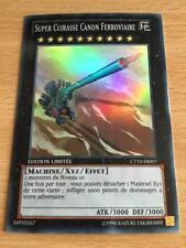 Carte Yu-Gi-Oh! YS11-FR042 Gachi Gachi Gantetsu (Super Rare) 1ere Edition