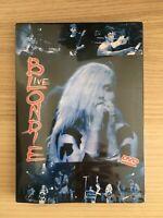 Blondie _ Live _ DVD _ 2008 It-Why SIGILLATO SEALED