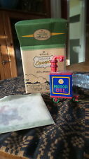 Hallmark Kiddie Car Corner Collection Kc's Motor Oil Original Box!