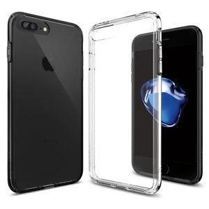 Spigen® For Apple iPhone 7 Plus [Ultra Hybrid] TPU Case Bumper Shockproof Cover