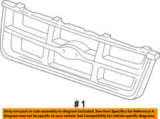 FORD OEM 98-00 Ranger-Grille Grill F87Z8200KAA