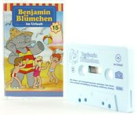 Benjamin Blümchen 15 im Urlaub KIOSK Hörspiel MC .-