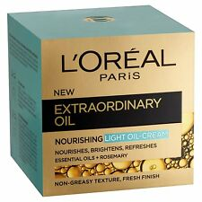 L'oreal Paris Extraordinary Oil Nourishing Light Cream 50ml