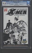 Astonishing X-Men #13 CGC 9.8 W Midtown Comics Variant!
