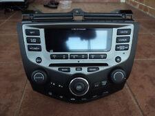 Honda ACCORD 2003-2007 Radio Facia for Stacker CD Player